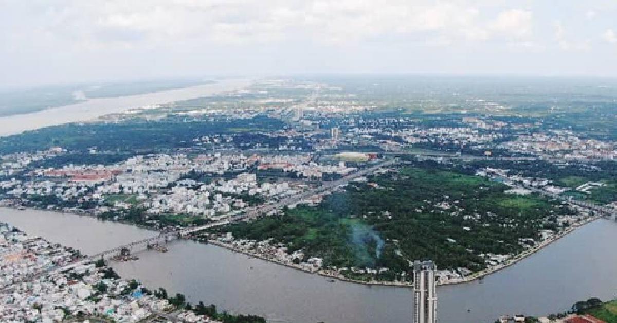 Khu vực trung tâm TP Cần Thơ giá nhà đất đang có chiều hướng tăng cao, đặc biệt nhất tại quận Cái Răng, Ninh Kiều.