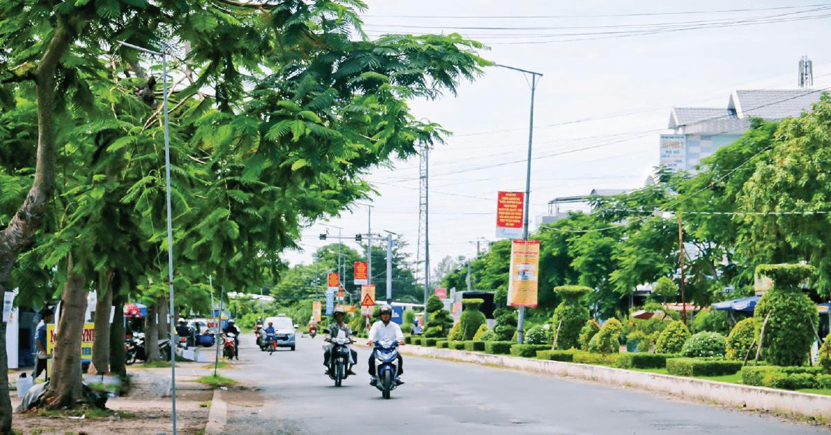 Đô Thị Trung Tâm Vĩnh Thạnh Khởi Sắc