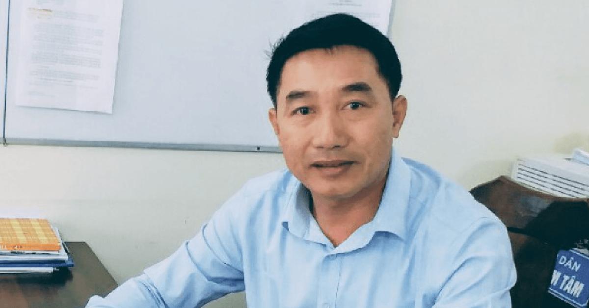 Ông Lê Phương Đông, Trưởng Văn phòng đại diện Hội Môi giới Bất động sản Việt Nam.