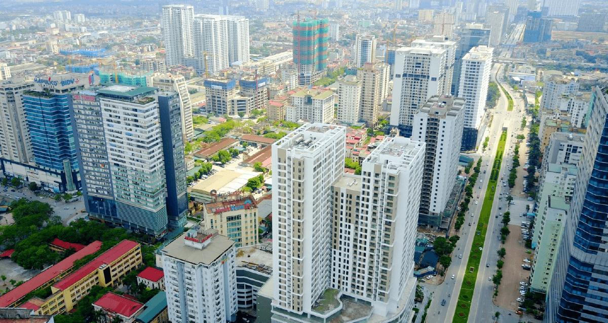 Tốc độ đô thị hóa mạnh, các đô thị trung tâm không còn nhiều quỹ đất để phát triển BĐS.