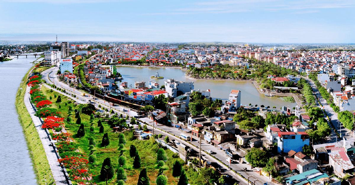 Sa Đéc – thành phố ven sông đang trên đà phát triển.