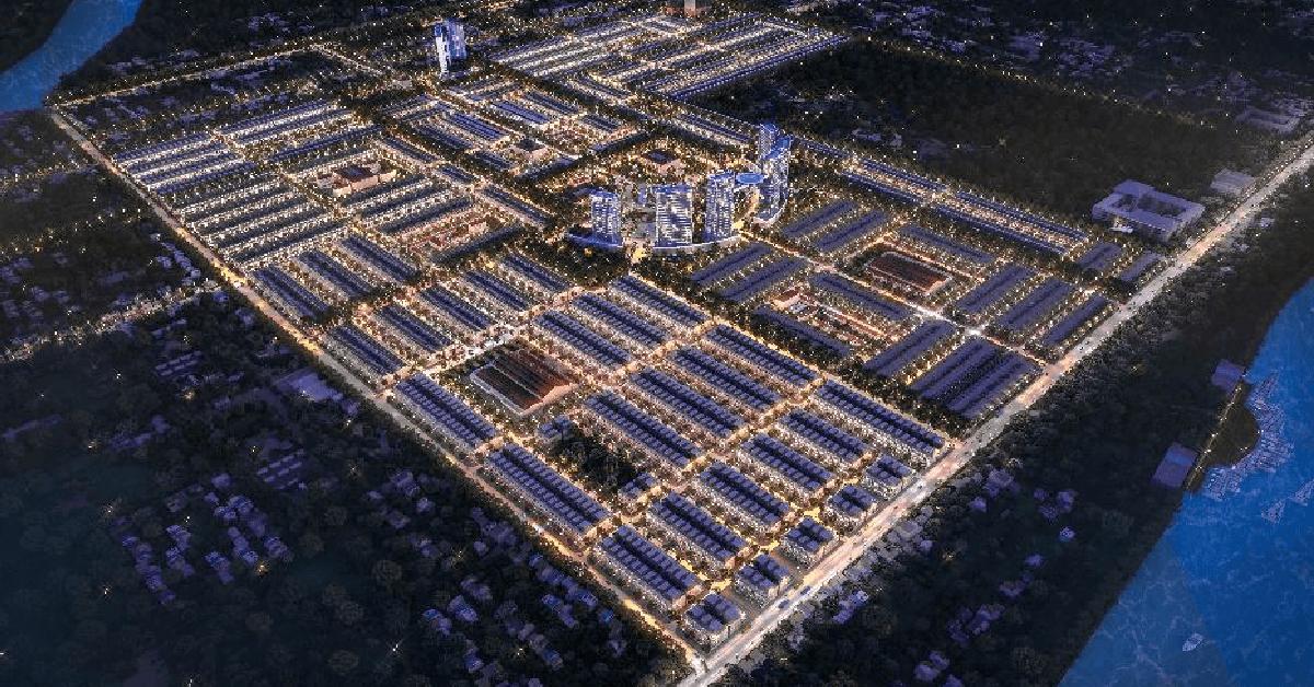 Đại đô thị 5 sao có tổng vốn đầu tư 8.000 tỉ tại Cần Thơ sẽ trở thành đô thị lõi lớn mạnh trong tương lai.