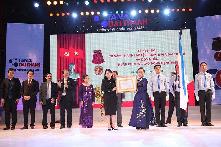 Tân Á Đại Thành hơn 10 năm tạo thương hiệu Meyland