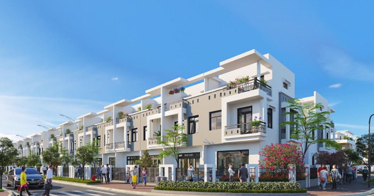 Nhà phố thông minh 1 trệt 2 lầu thiết kế tối ưu không gian sử dụng, chan hòa ánh nắng và gió tự nhiên
