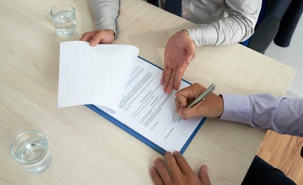 Hướng dẫn chi tiết ghi Hợp đồng đặt cọc mua bán nhà đất