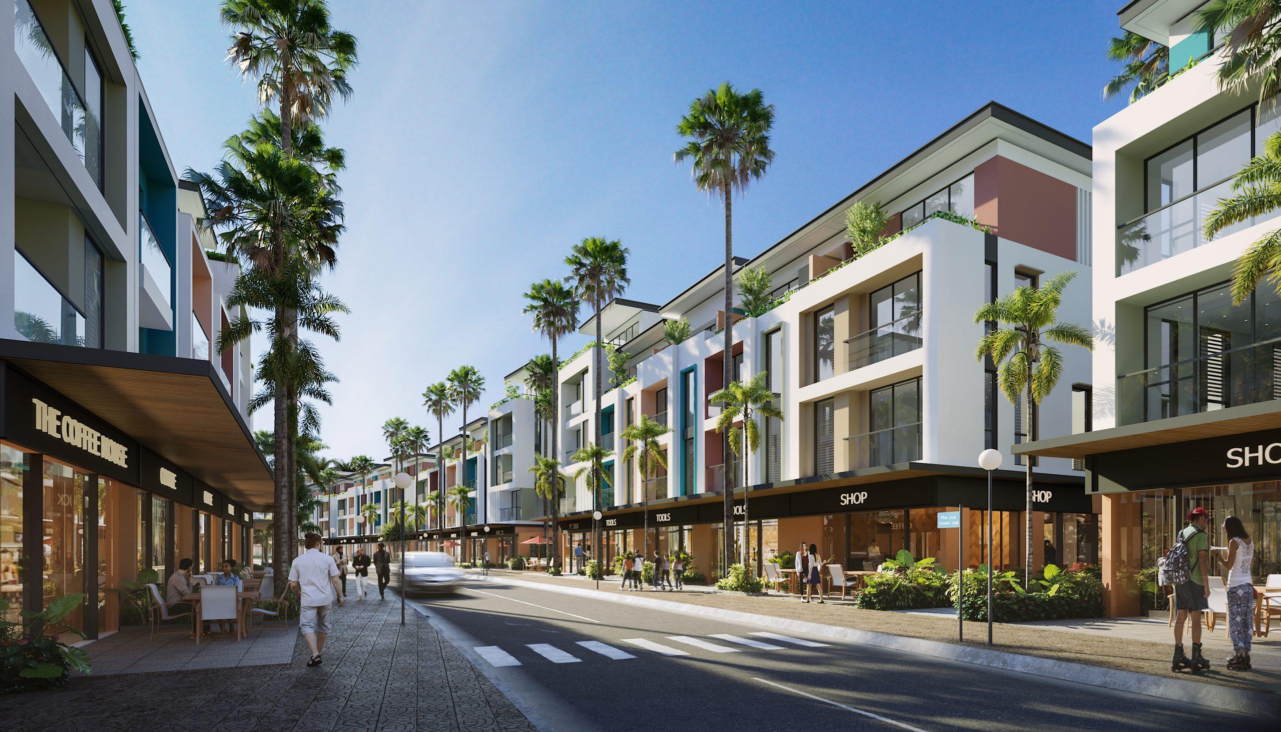 Tiềm năng tăng giá đô thị ven biển MEYHOMES vừa kinh doanh vừa ở!