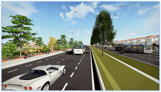 Công trình đường Trần Hoàng Na