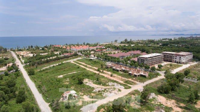 dự án ven biển Bãi Trường Phú Quốc