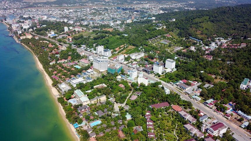 Giá đất Phú Quốc bị đẩy lên do buông lỏng quản lý phân lô tách thửa