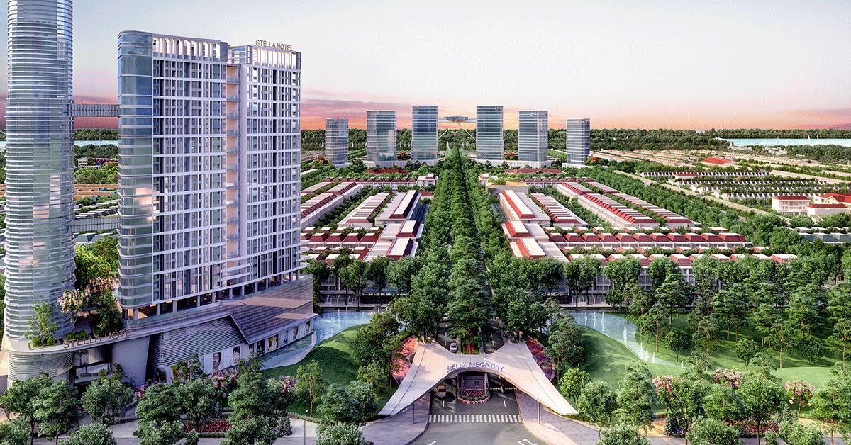 Điểm nhấn không gian xanh trong thành phố – diện mạo mới của đô thị Việt