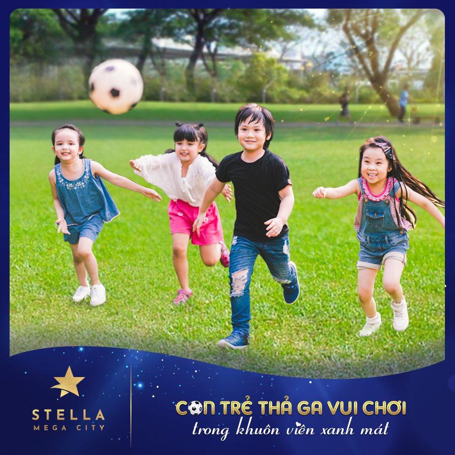 the central dự án Stella Mega