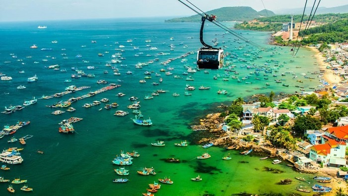 Investment waves continues to come back in Phu Quoc, Kien Giang
