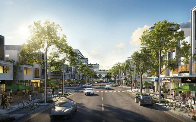 bất động sản dự án KĐT STELLA MEGA CITY