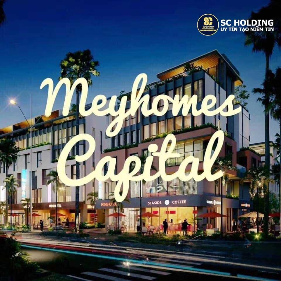Dự án Meyhomes Capital giải cơn khát BĐS đô thị cao cấp ở Phú Quốc