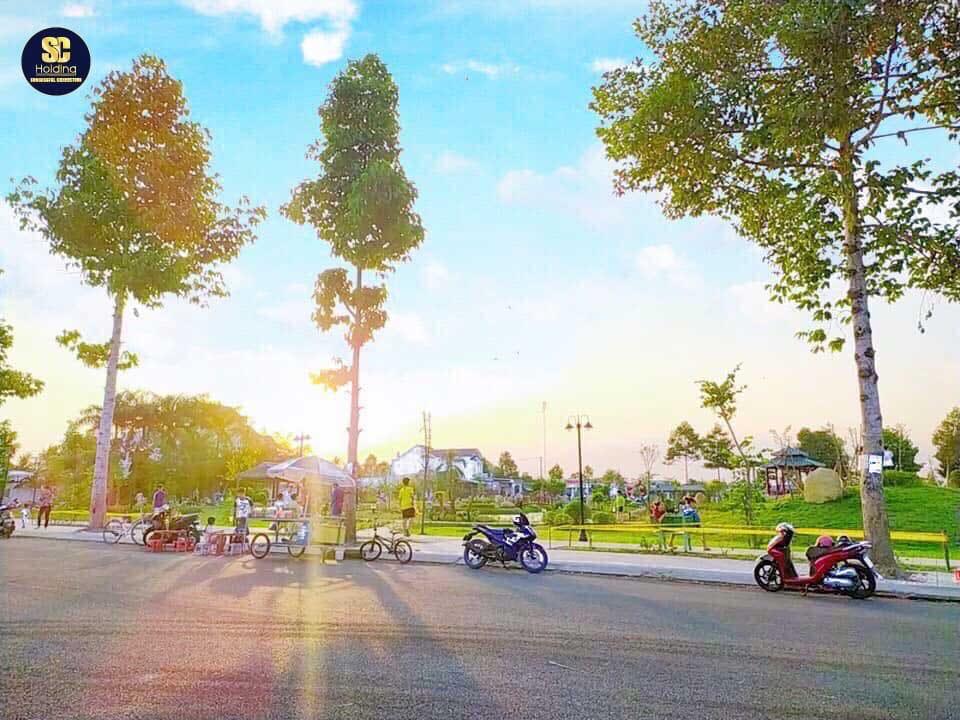 đô thị xanh STELLA MEGA CITY