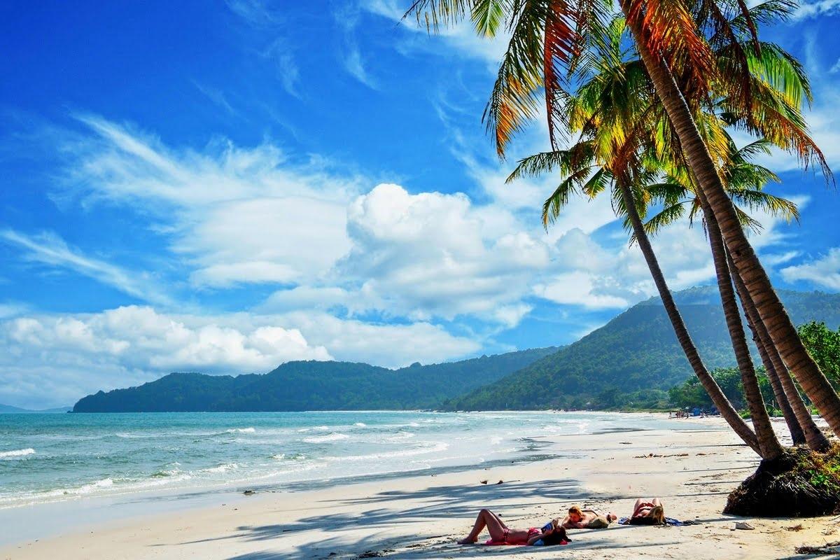 bãi biển đẹp nhất Phú Quốc