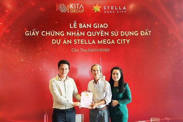 KĐT stella Mega City ( Ngân Thuận)