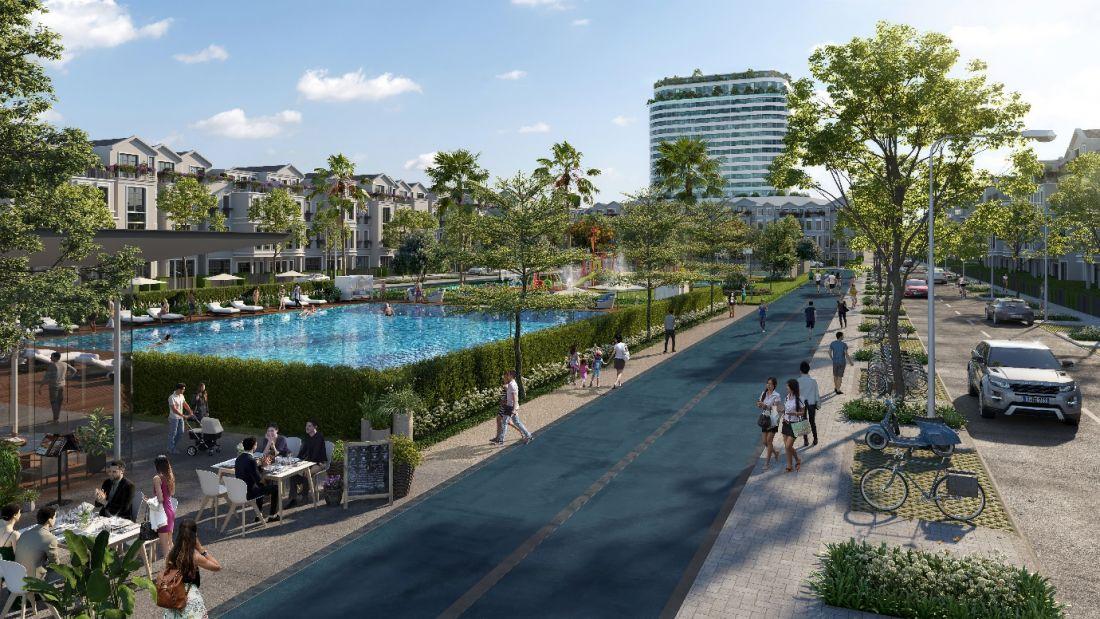 The Central nâng tầm giá trị sống xanh, sống khoẻ lọt top dự án đáng sống