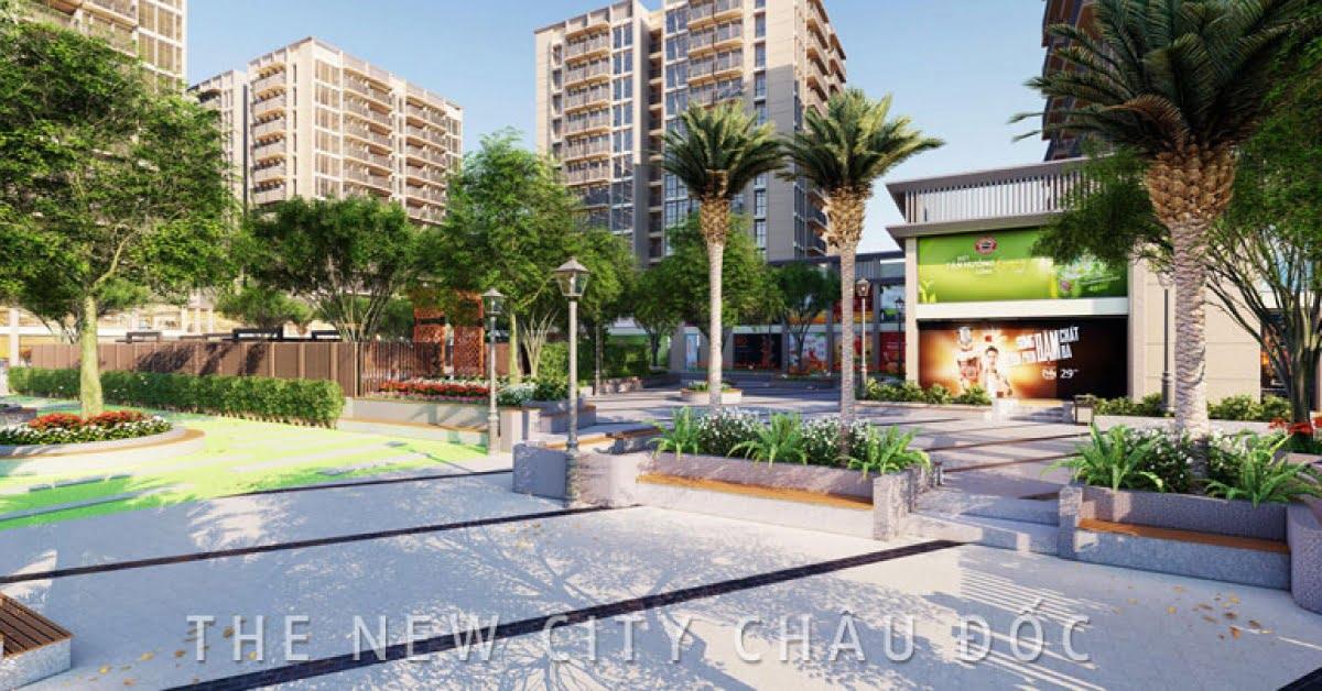 khu do thi the new city 7