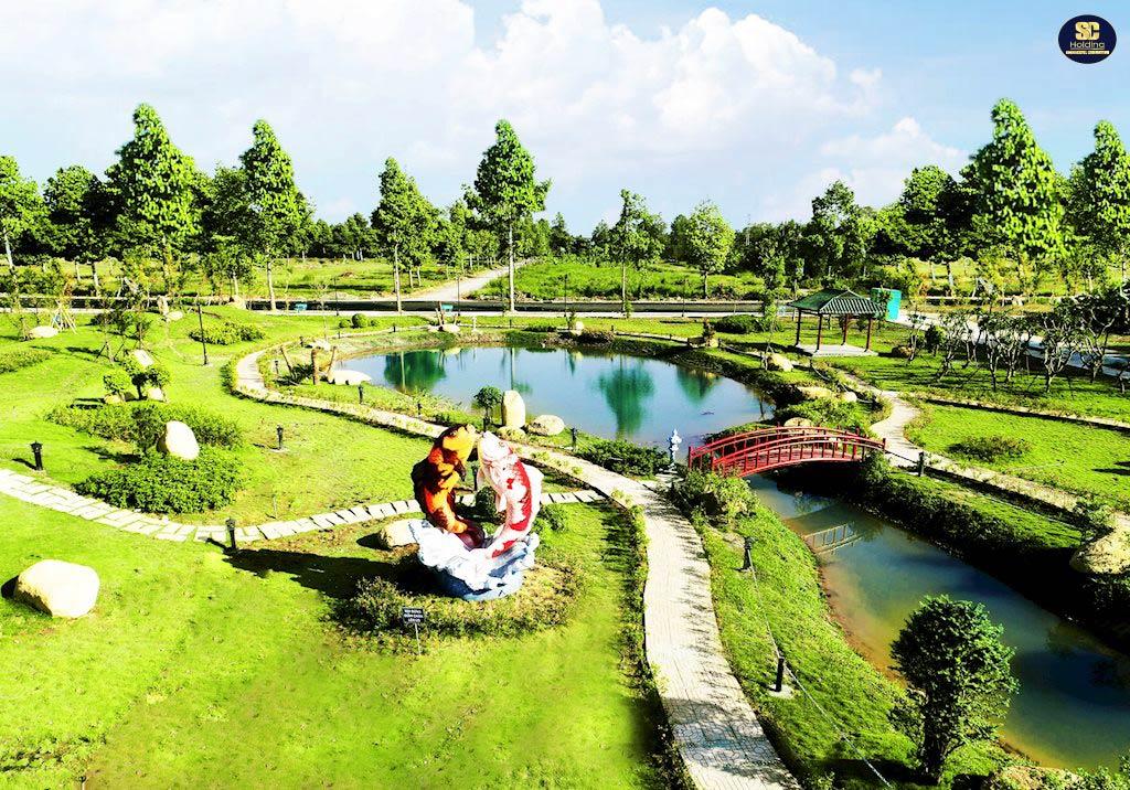 công viên vườn sinh thái ZEN