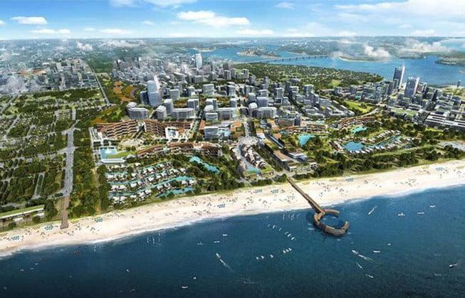 #1 Chính phủ nêu lý do việc thành lập Tp Phú Quốc