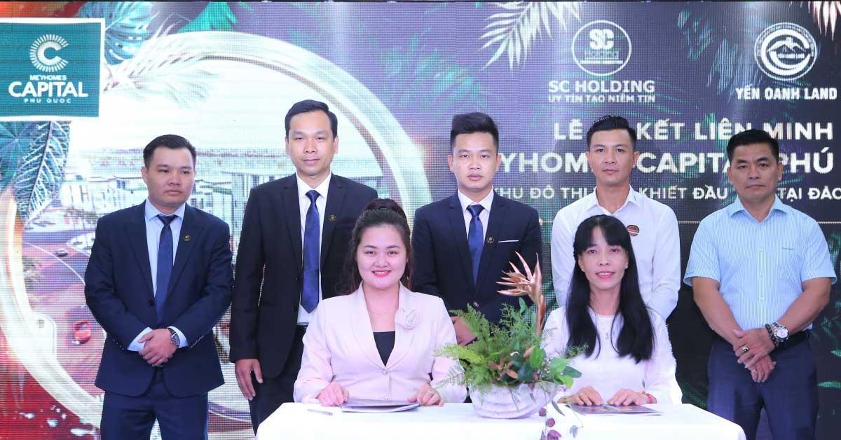 Lễ Ký Kết Liên Minh Và Giới Thiệu Meyhomes Capital Phú Quốc Tại New Palace Hotel Bạc Liêu