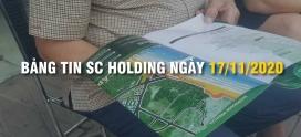 BẢNG TIN SC HOLDING NGÀY 17/11/2020