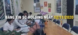 BẢNG TIN SC HOLDING NGÀY 12/11/2020