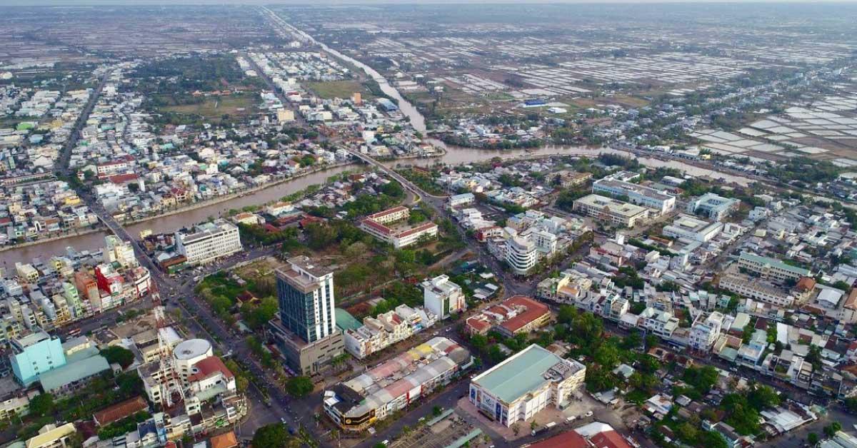 Bạc Liêu – Đích Nhắm Tiếp Theo Của TNR Holdings Vietnam