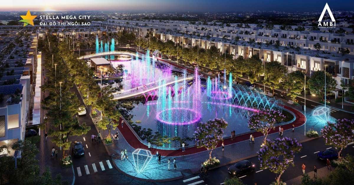 KITA Group Giới Thiệu Sản Phẩm Mới Thuộc Phân Khu The Ambi – Đại Đô Thị Stella Mega City