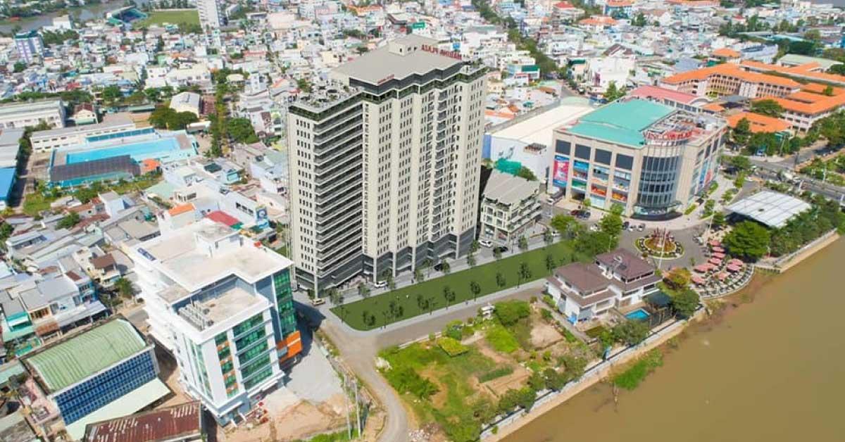 Giá Bán Thiên Quân Marina Plaza Cần Thơ