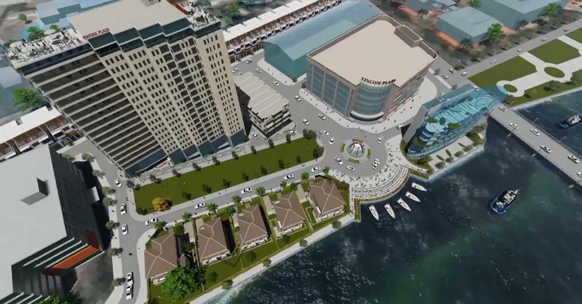 Thiên Quân Marina Plaza Cần Thơ