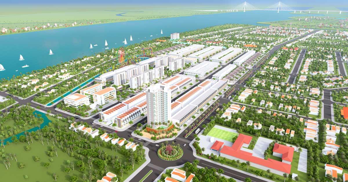 Cồn Khương Diamond City – Quỹ Đất Hiếm Hoi Còn Sót Lại Của Quận Ninh Kiều