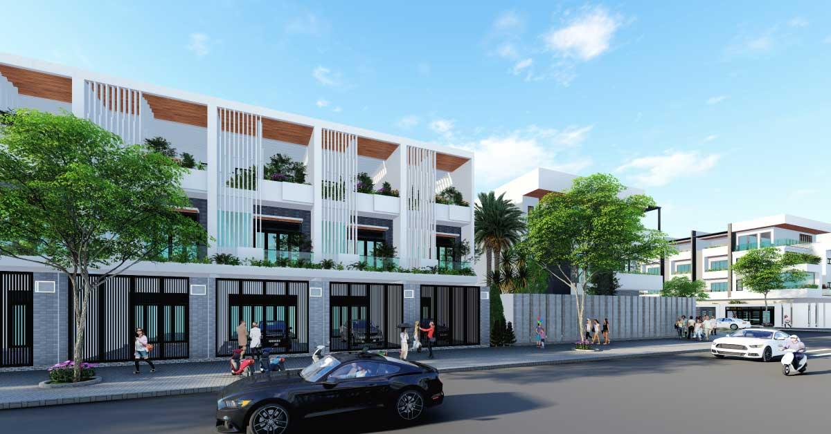 Cồn Khương Diamond City - Quỹ Đất Hiếm Hoi Còn Sót Lại Của Quận Ninh Kiều